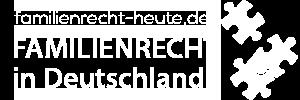 Familienrecht – Unterhalt – Scheidung Logo